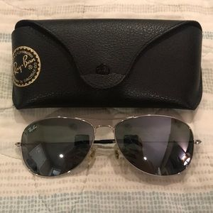 Ray Ban Aviation Sunglasses